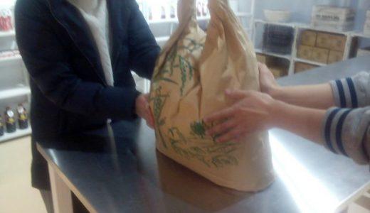 大分県内にお住いの女性から、お米の寄付を頂きました。